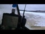 Самодельное средство передвижения по тонкому льду